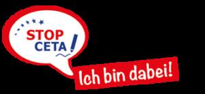 Stop CETA - Ich bin dabei!