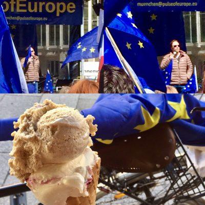 Bully Herbig als Redner bei pulseofeurope in München