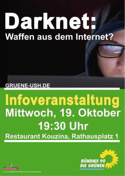 Darknet Plakat