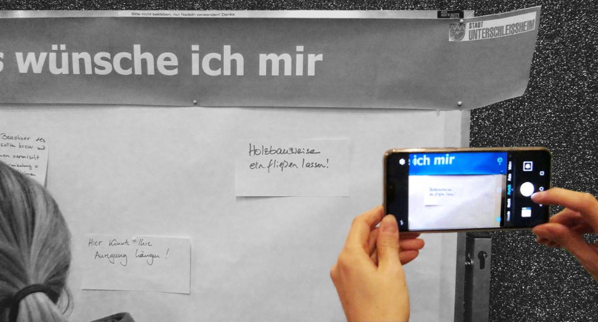 Bürgerbeteiligung - jetzt auch digital